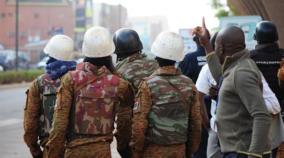 الاعتداءات في بوركينا فاسو (أ ف ب)