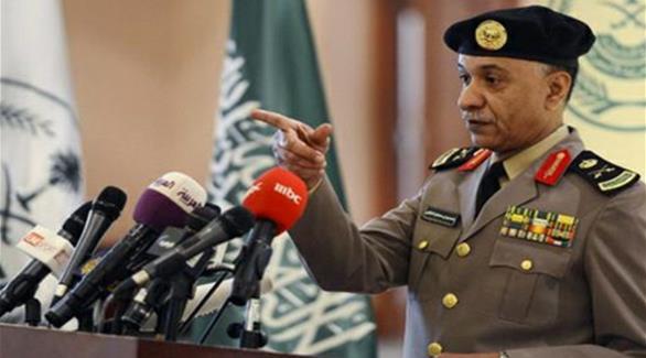 المتحدث الرسمي باسم وزارة الداخلية السعودية اللواء منصور التركي