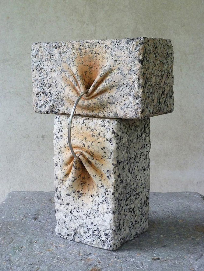 النحت على الصخور الحجارة صور 5