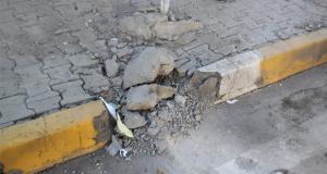 انفجار عبوة ناسفة في بغداد كانت موضوعة على جانب الطريق (ارشيف)
