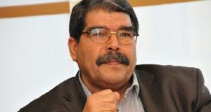 رئيس حزب الاتحاد الديمقراطي الكردي صالح مسلم