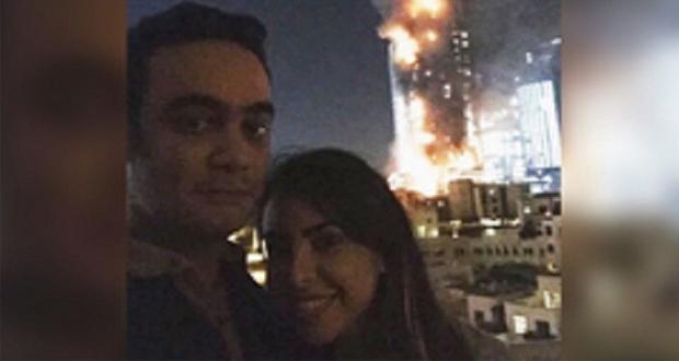التفاصيل الكاملة لحريق فندق فخم في دبي