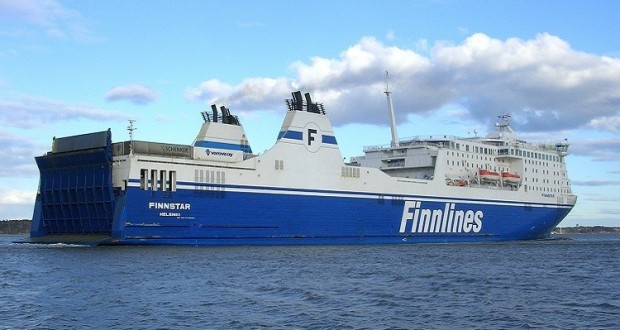 """شركة """"Finnlines"""" للبحارة"""