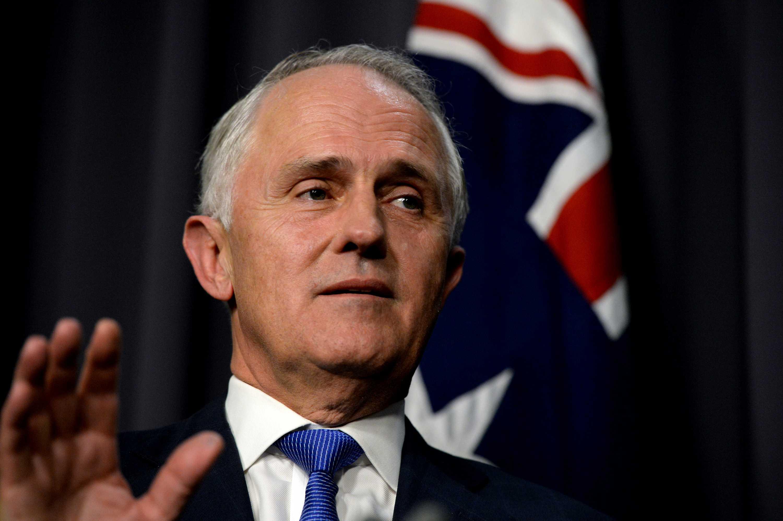 رئيس الوزراء الاسترالي: هزيمة داعش تتطلب التعاون مع القوات العراقية