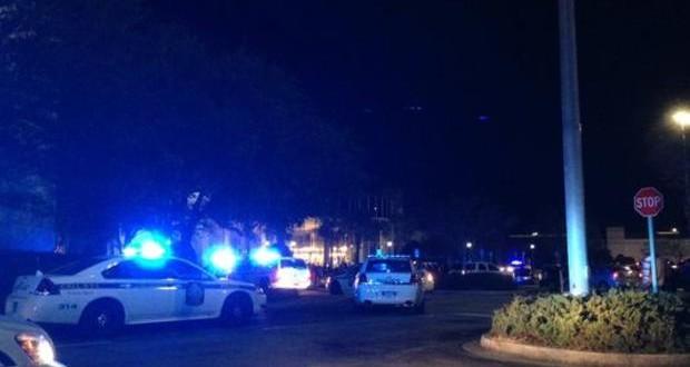 الشرطة الامريكية في مركز ساوث كارولينا