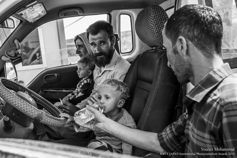 مصور صحفي عراقي يحصل على جائزة دييزي يابان (Days Japan)