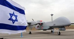طائرة إسرائيلية دون طيار