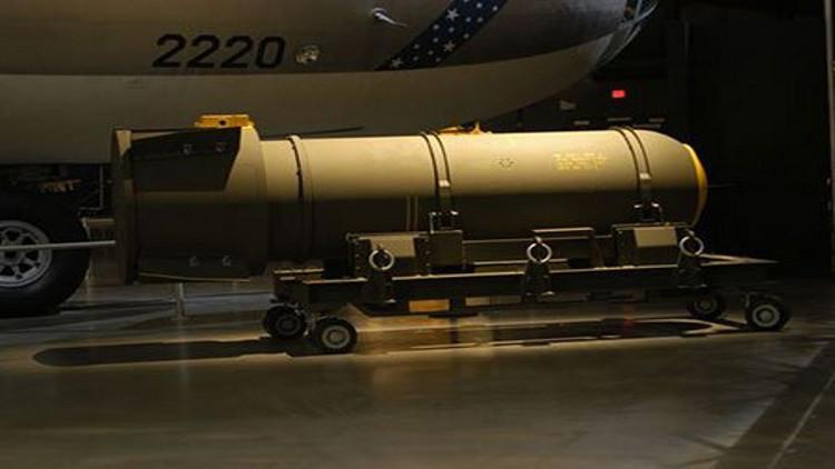 قنابل النووية والهيدروجينية امريكا الولايات المتحدة