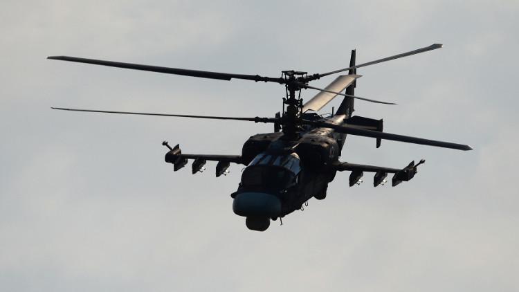 """مروحية """"كا - 52"""" (التمساح) الروسية  Sputnik"""