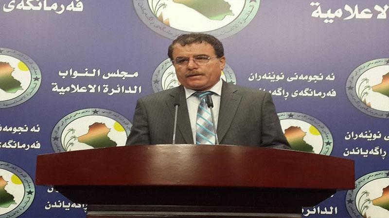 الكردستاني يرحب بقرار العبادي لصرف رواتب الاقليم