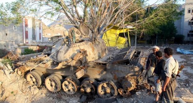 صور الحرب في اليمن عاصفة الحزم السعودية اخبار اليمن صنعاء عدن