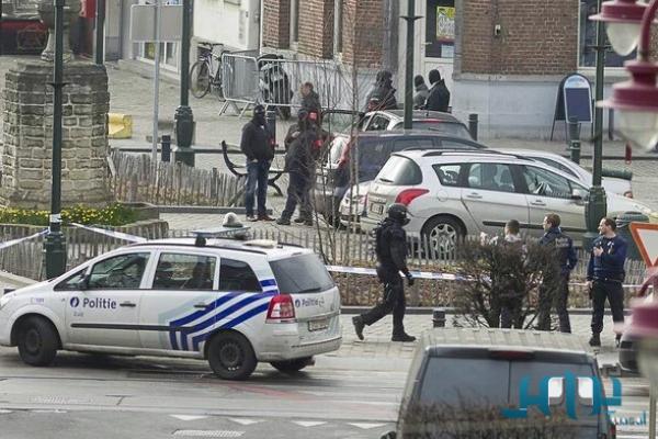 صور وفيديوهات حصرية لتفجيران بروكسيل الأرهابية اليوم الثلاثاء