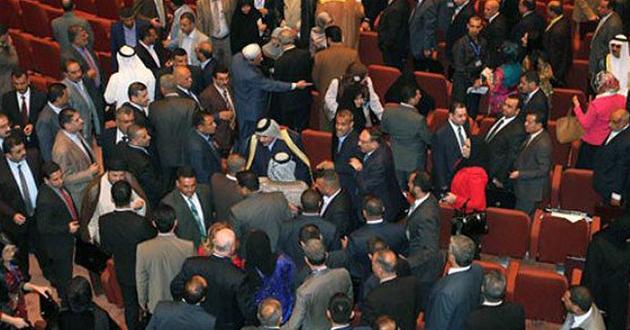 عاجل .. مجلس النواب يرفع جلسته لمدة نصف ساعة بسبب خلافات ومشادات كلامية بين النواب