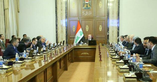 ننشر قرارات مجلس الوزراء في جلسته الاعتيادية ال14 لعام 2016