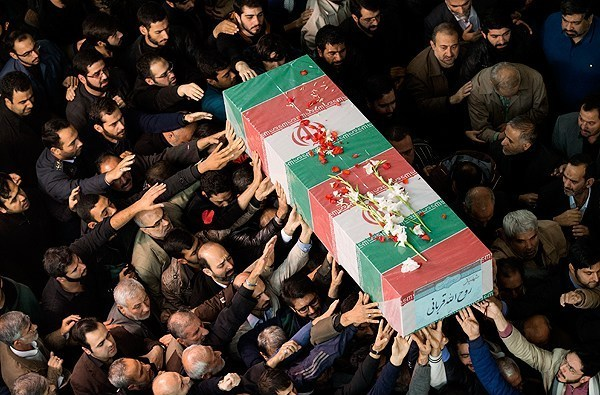 مقتل اثنين من المستشارين الإيرانيين شمالي سوريا