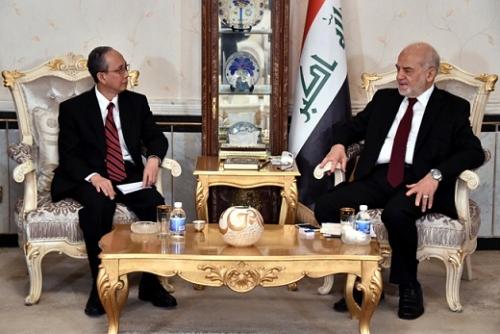 سفير اندونسيا يؤكد سعيه للمُساهَمة بجلب الشركات الاندونيسية للاستثمار في العراق