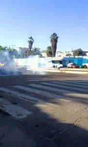 اختناق-المتظاهرين-ساحة-التحرير-بغداد-المنطقة-الخضراء6