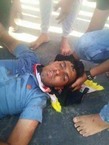 الاعلام الامني: استشهاد احد عناصر الشرطة وإصابة ٣٣ آخرين في احداث ذي قار