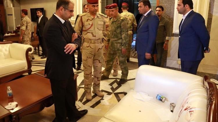 بغداد منذ اقتحام الخضراء من دون جلسات نيابية أو حكومية