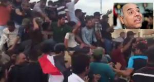 عباس-البياتي-محاصرة-المنطقة-الخضراء-الهامر-المتظاهرين