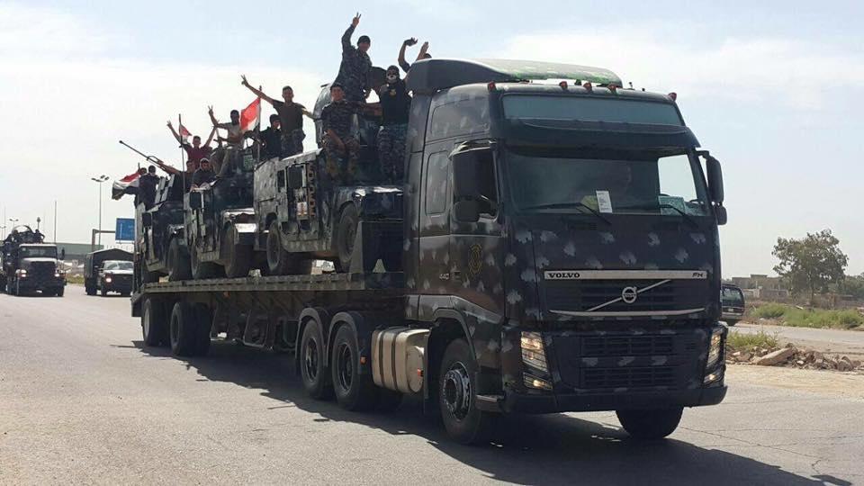 تحرير-الفلوجة-داعش-صور