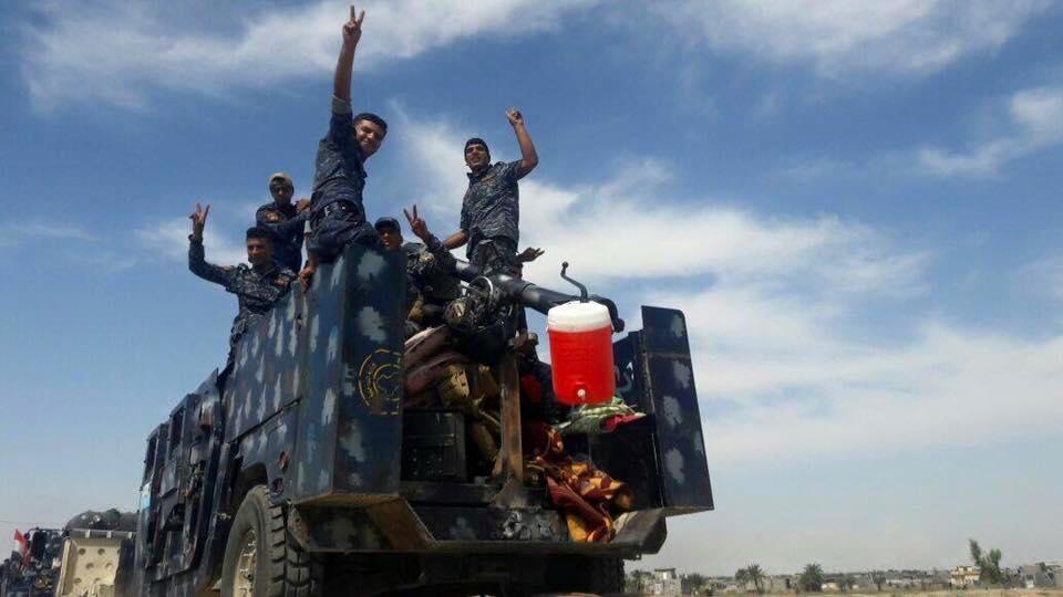 عملية-تحرير-الفلوجة-داعش