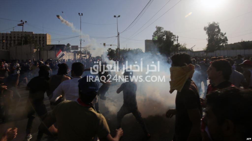 المرصد العراقي لحقوق الانسان: يحذر الحكومة العراقية في حال صحة اخبار استخدامها للغاز المحرم دولياً