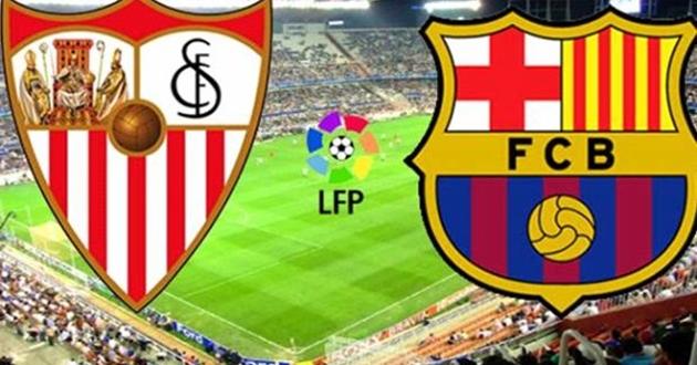 """فوز نادي برشلونة بـ""""كأس إسبانيا"""" #اشبيلية #برشلونة"""