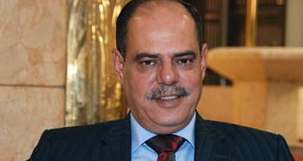 مؤيد اللامى نقيب الصحفيين العراقيين