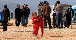 لاجئون سوريون Reuters