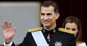 ملك إسبانيا فيليب السادس (ارشيف)