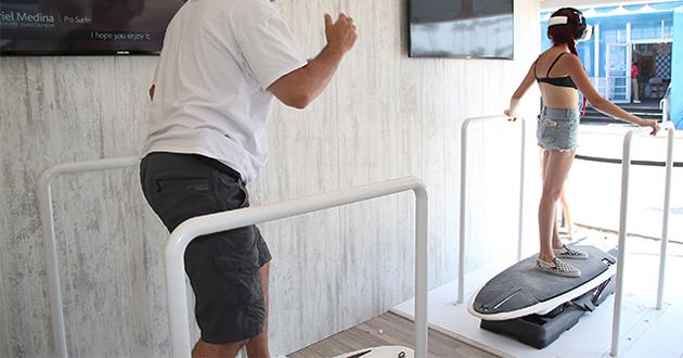 سامسونغ تقدم لوحا ذكيا لركوب الأمواج