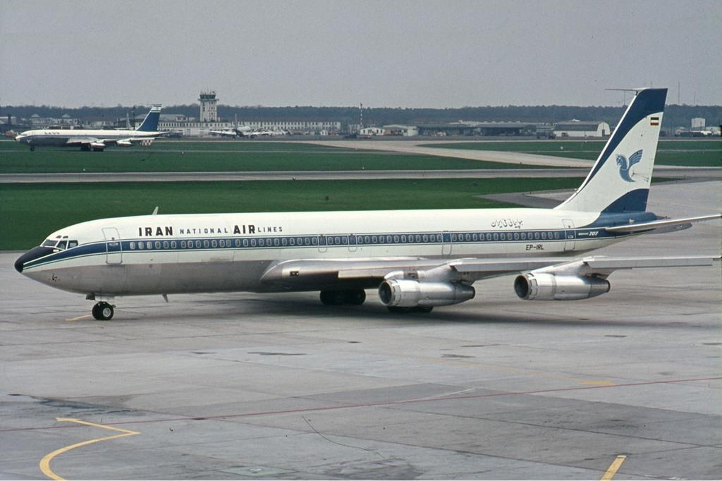 إيران توقف رحلاتها الجوية الى بغداد وتحول مسافريها الى مطار النجف