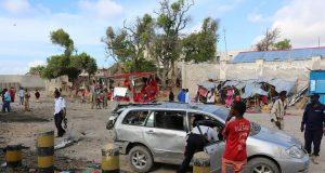 تفجير ارهابي في الصومال (ارشيف)