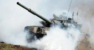 مناورات عسكرية في الجيش الروسي