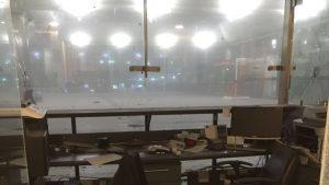 صور انفجار في مطار أتاتورك في اسطنبول