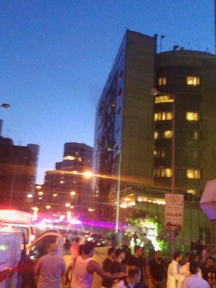 عاجل .. أ ف ب: انفجار كبير يهز العاصمة اللبنانية بيروت