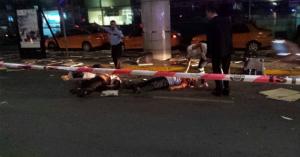 صور-تفجير-تركيا صور انفجار في مطار أتاتورك في اسطنبول