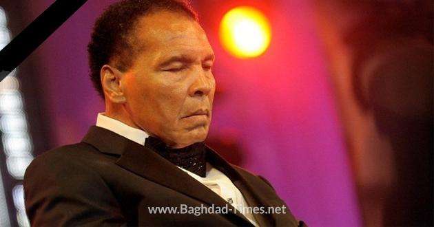تفاصيل وفاة أسطورة الملاكمة محمد علي كلاي