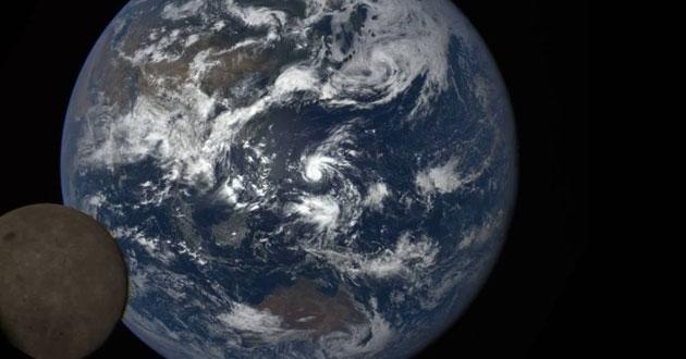 فيديو جديد يكشف الوجه المظلم للقمر