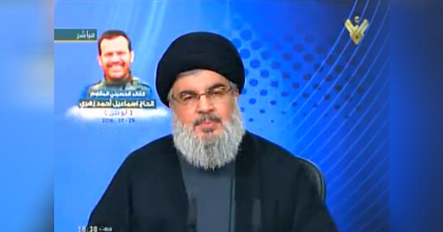 """نصرالله: يجب أن نحمي المعادلة الذهبية """"الشعب، الجيش، والمقاومة"""" ونحافظ عليها"""