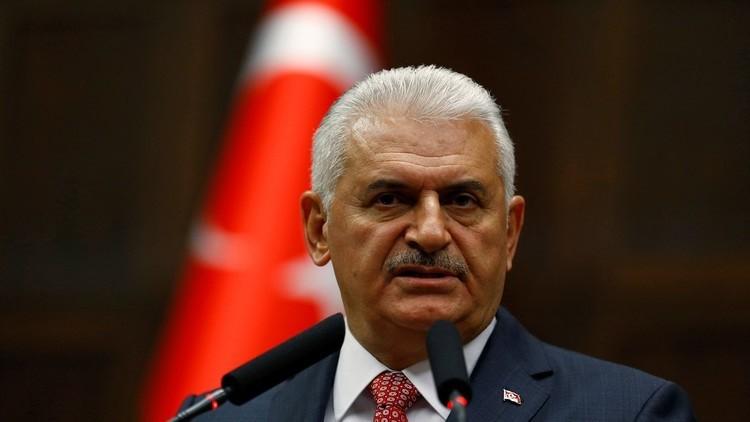 يلدريم: الوجود العسكري التركي بالعراق سيستمر لضمان عدم تغير ديموغرافية المنطقة