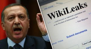 ويكيلكس - رجب طيب اردوغان