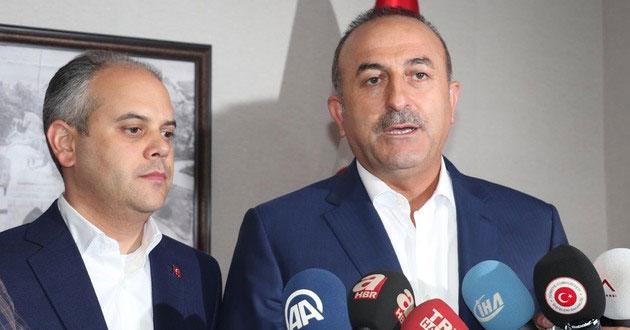 """وزير الخارجية التركي: سنطهر حدودنا من أي وجود لـ""""داعش"""""""
