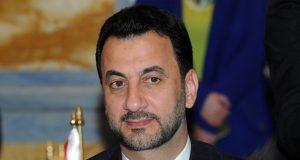 وزير النقل وكالة عبد الحسين عبطان