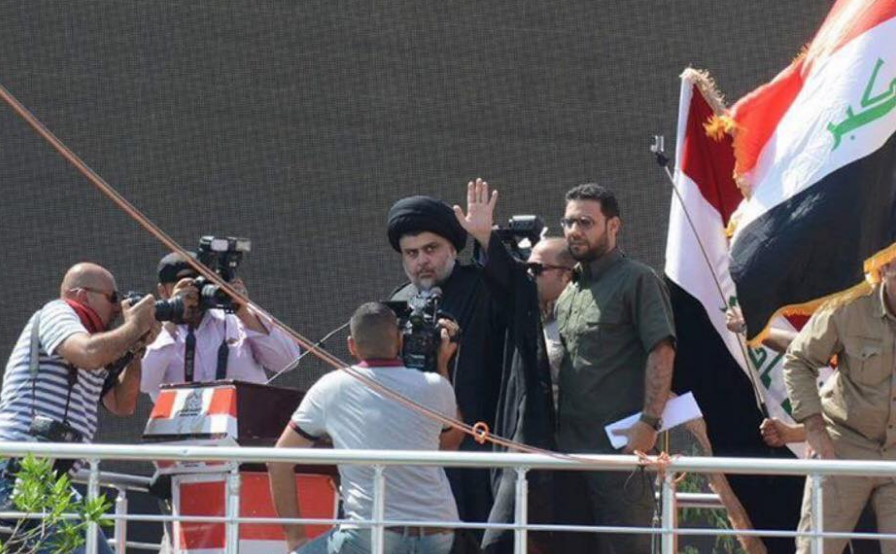 """الصدر يدعو إلى التظاهر امام """"محكمة الساعة"""" يوم الثلاثاء المقبل"""