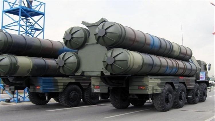 """إيران تكشف عن منظومة """"إس-300"""" الصاروخية """"من صنعها"""""""