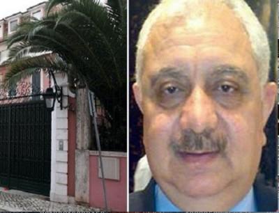السفير العراقي في البرتغال سعد محمد رضا