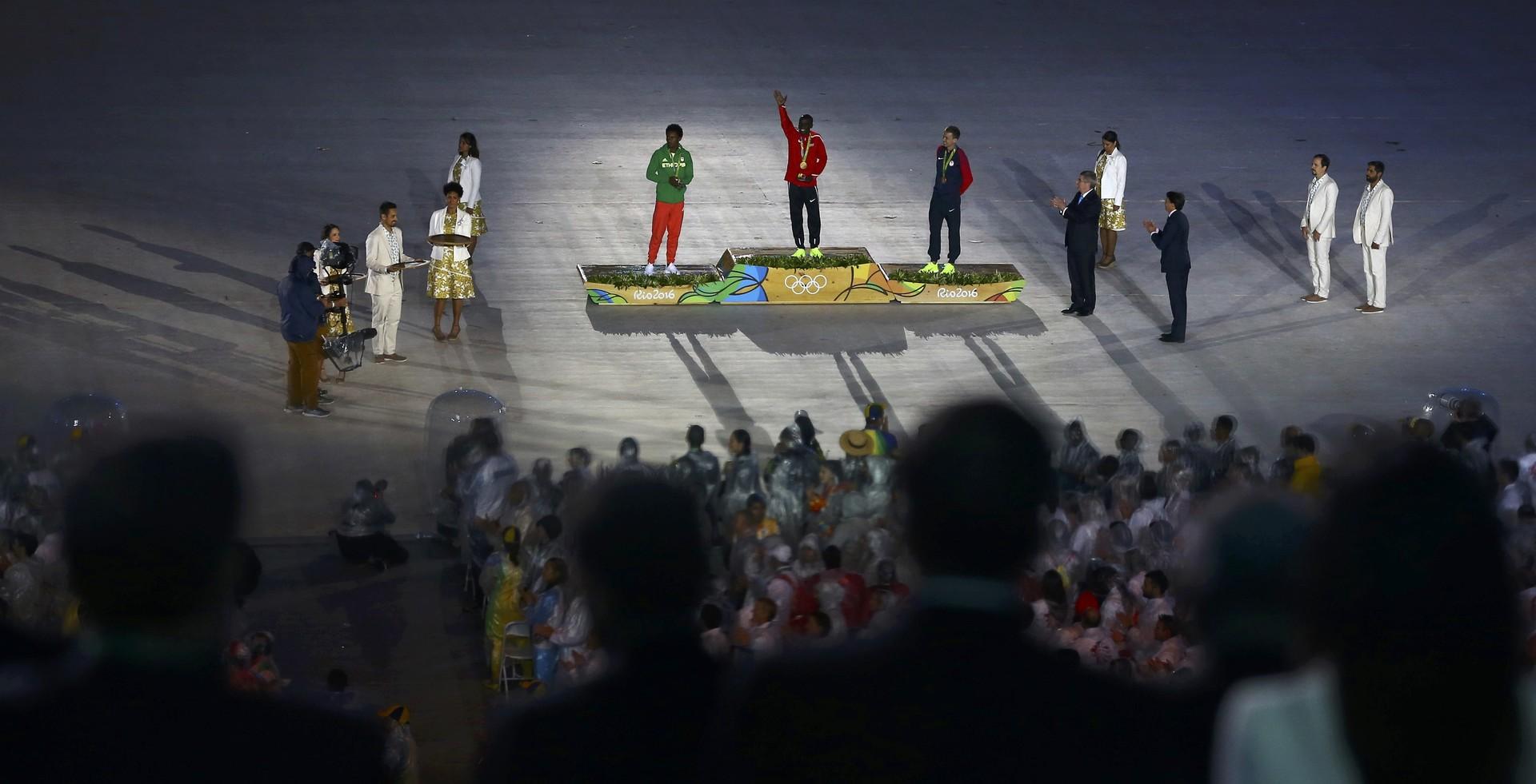 حفل اختتام ريو 2016