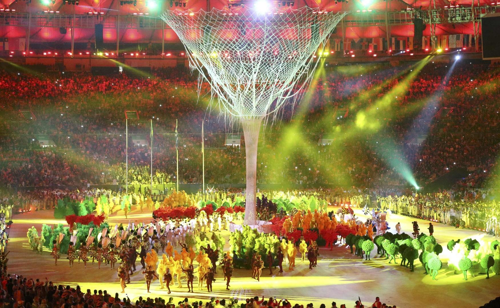 ترتيب الدول العربية في أولمبياد ريو 2016